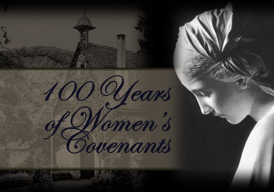 One Hundred Years of Women's Covenants
