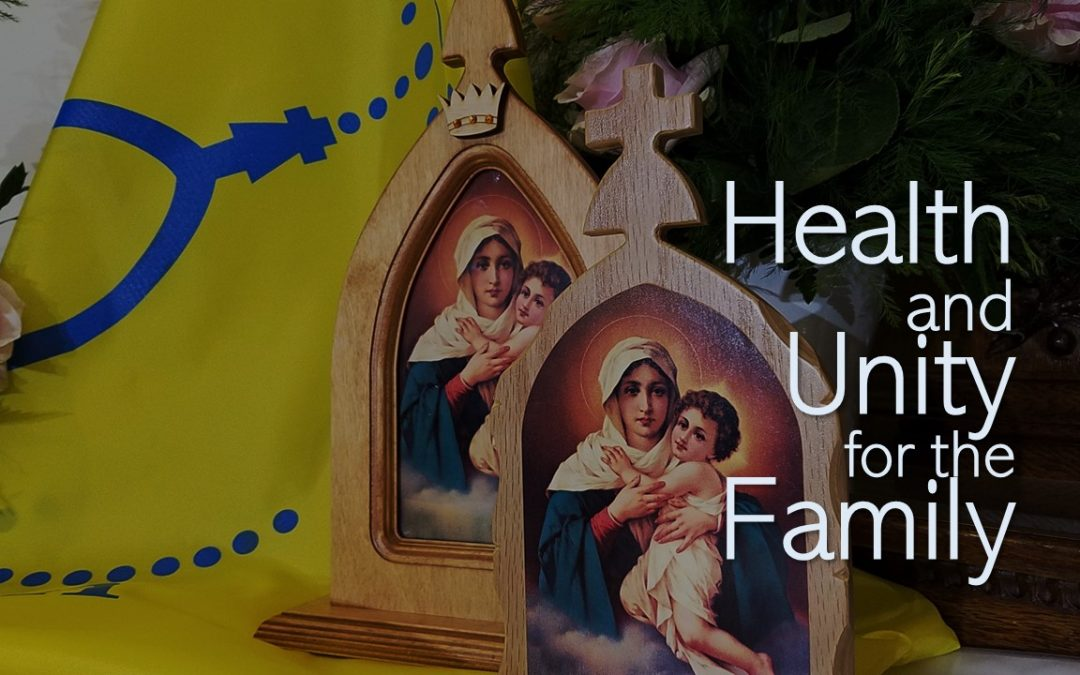 Health and Unity for the Family